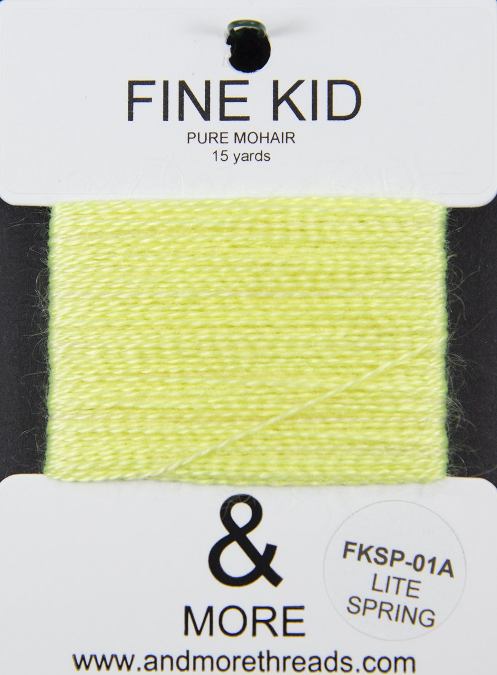 Fine Kid Baby Mohair & More   ALL COLORS