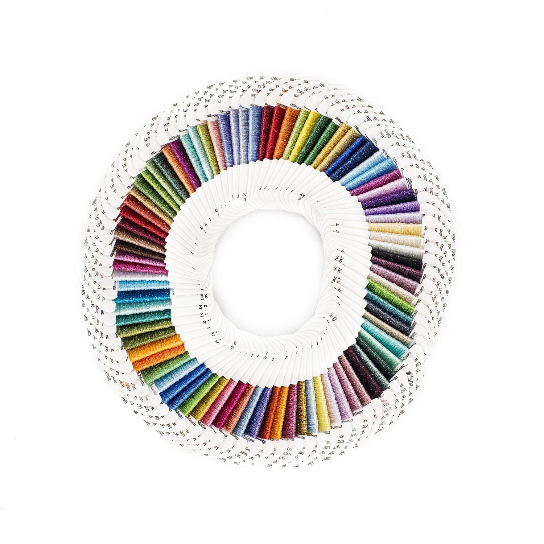 Entice Sparkling Braid Rainbow Gallery