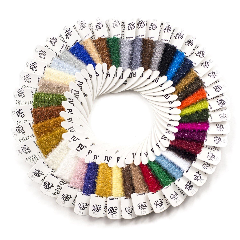 Fuzzy Stuff Rainbow Gallery