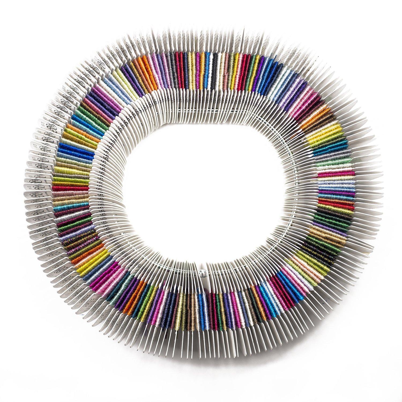 Silk Lame' Petite Rainbow Gallery