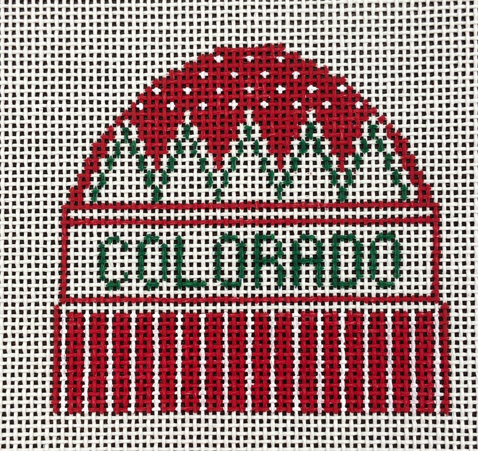 H202 Colorado Knit Cap Dootlittle Stitchery