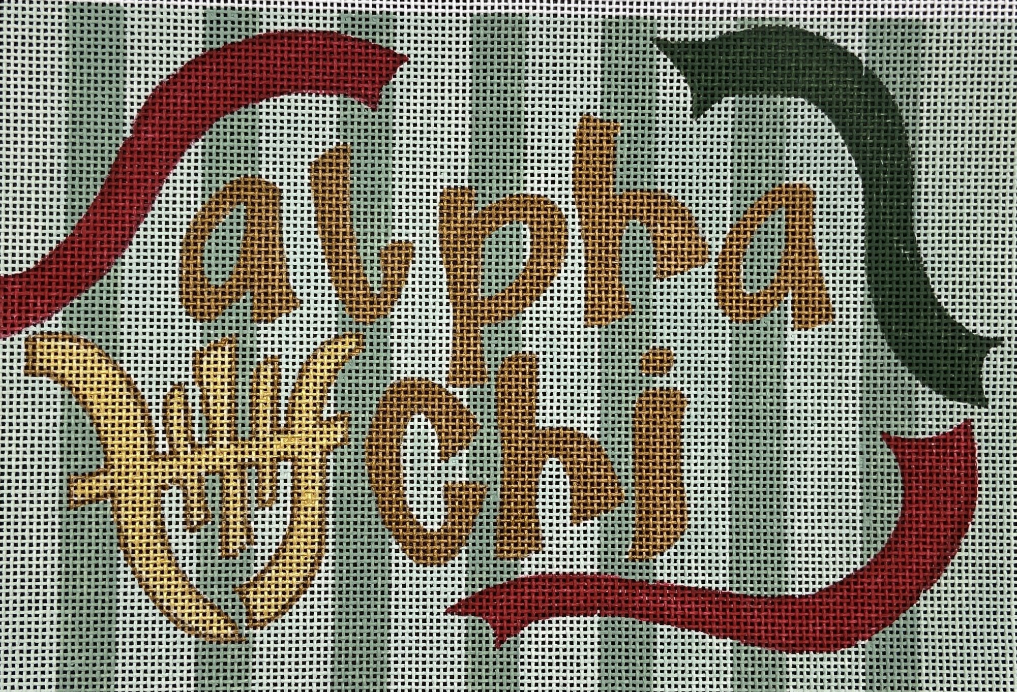 AX015 Alpha Chi Omega Licensed Painted Pony