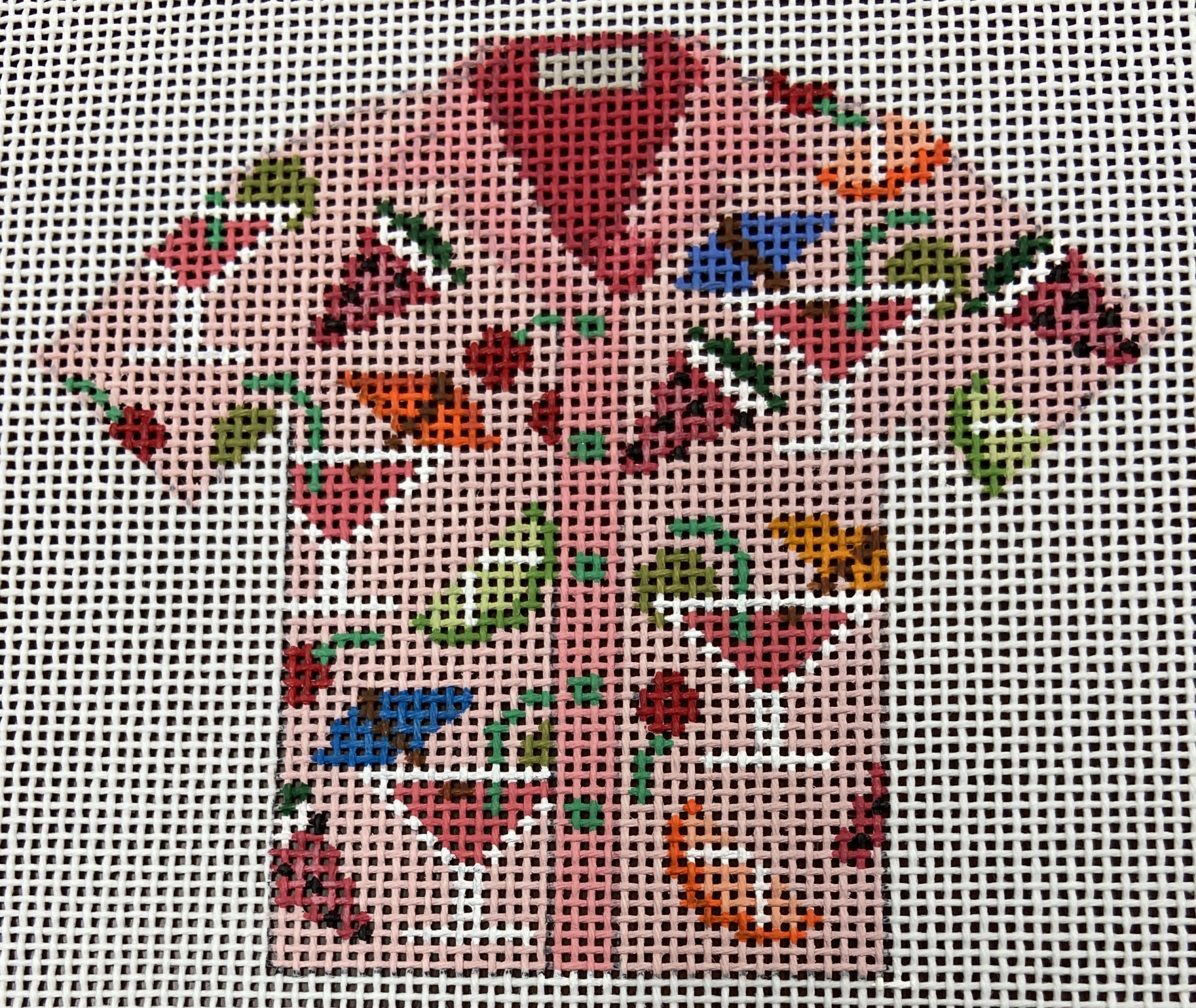 L653 Pink Fruit Drinks Hawaiian Shirt JP Needlepoint