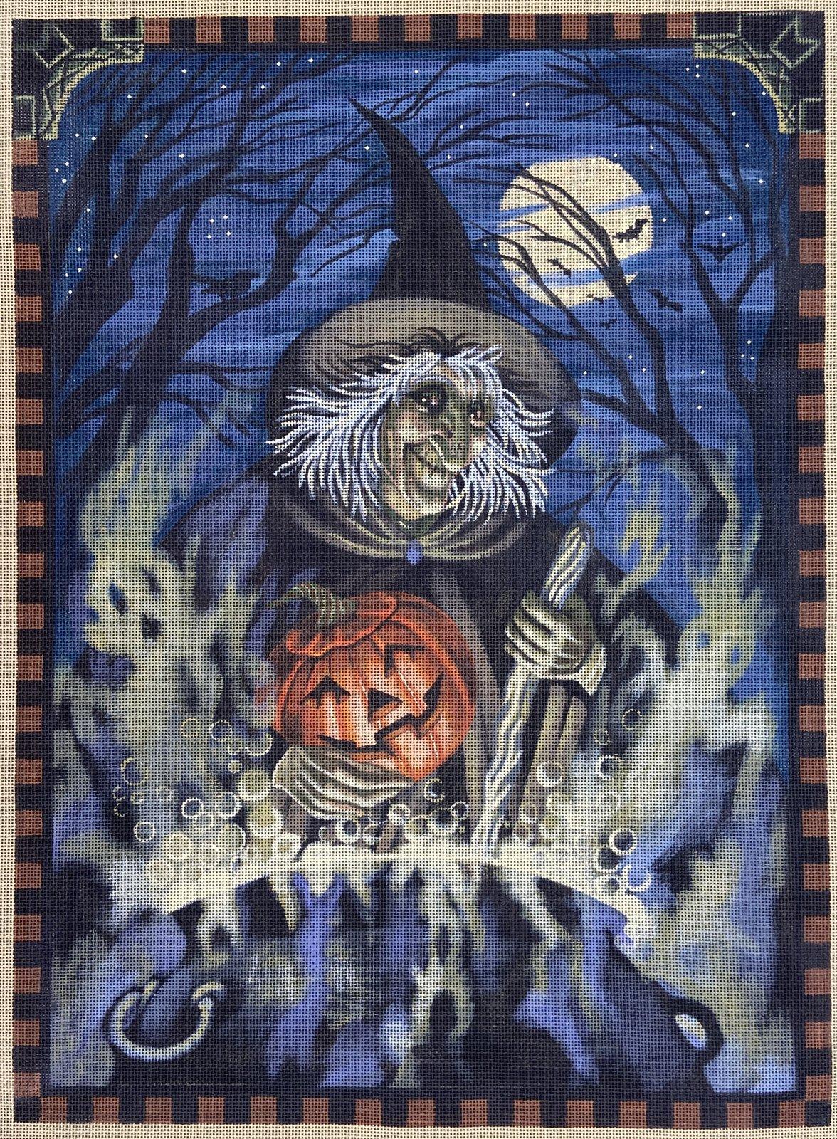 TTAP443 Witches Brew on Halloween Susan Roberts