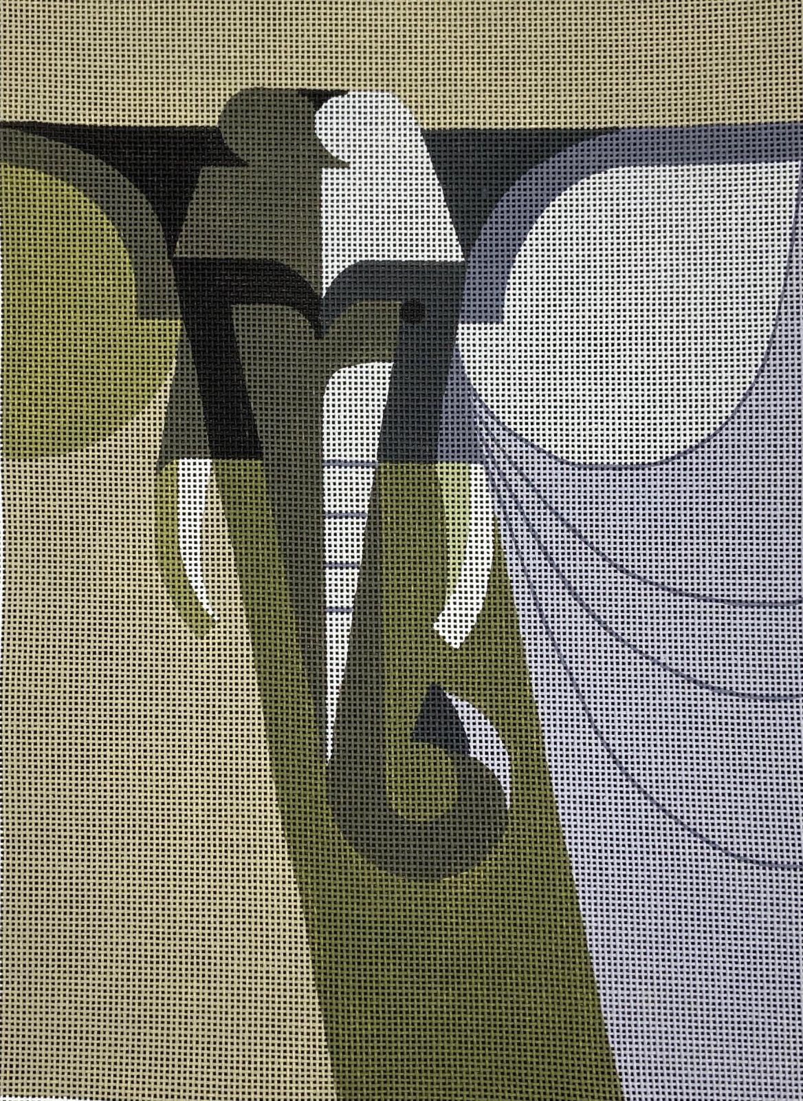 DJ1769 Graphic Elephant DJ Designs