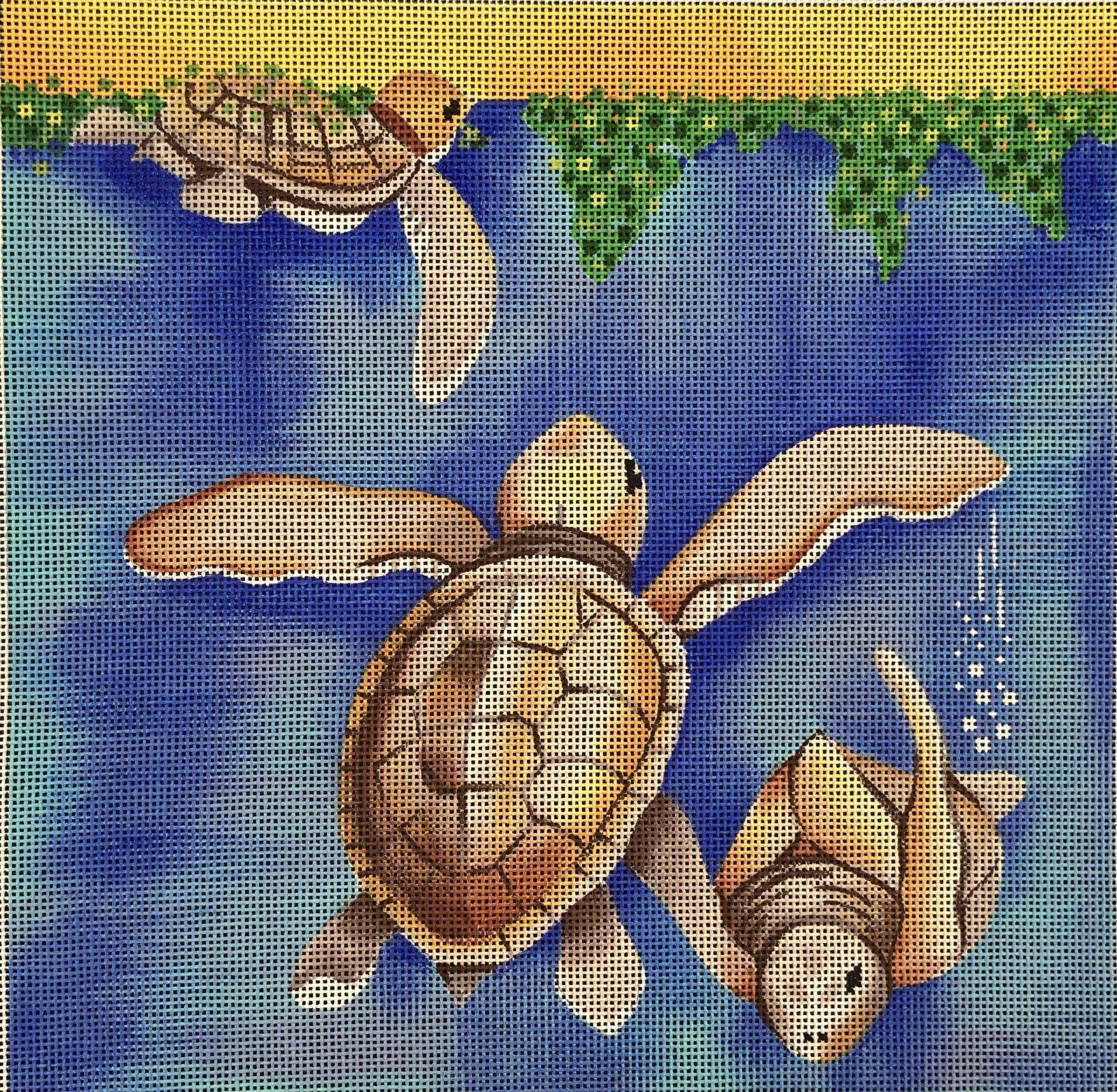 SBH101 Turtles in Saragasso Rising