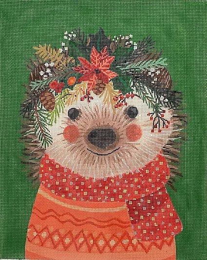 KDMIACPL02 Christmas Squad Hedgehog Kate Dickerson