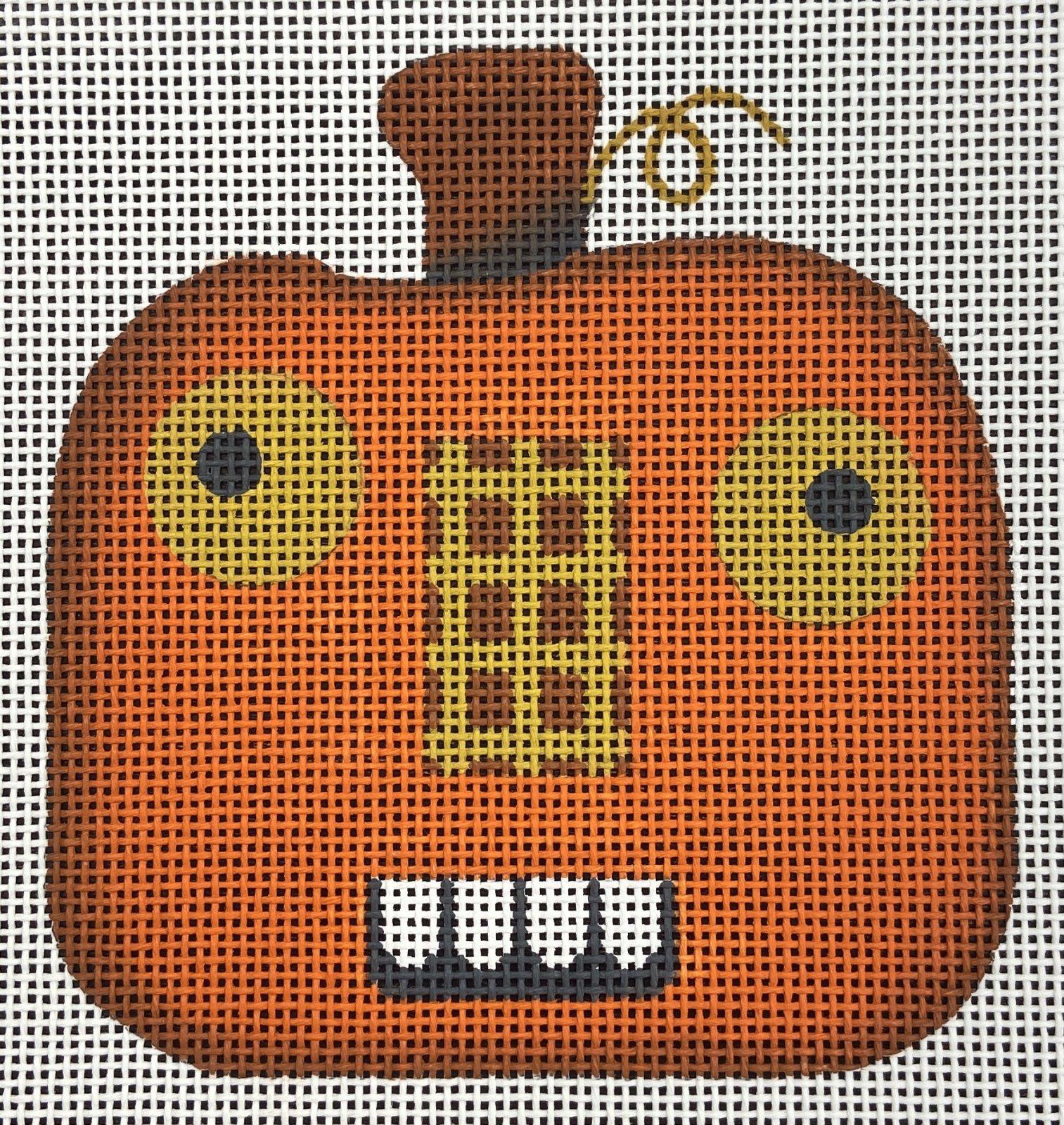 MS1705C Pumpkin Square Nose Halloween Melissa Shirley