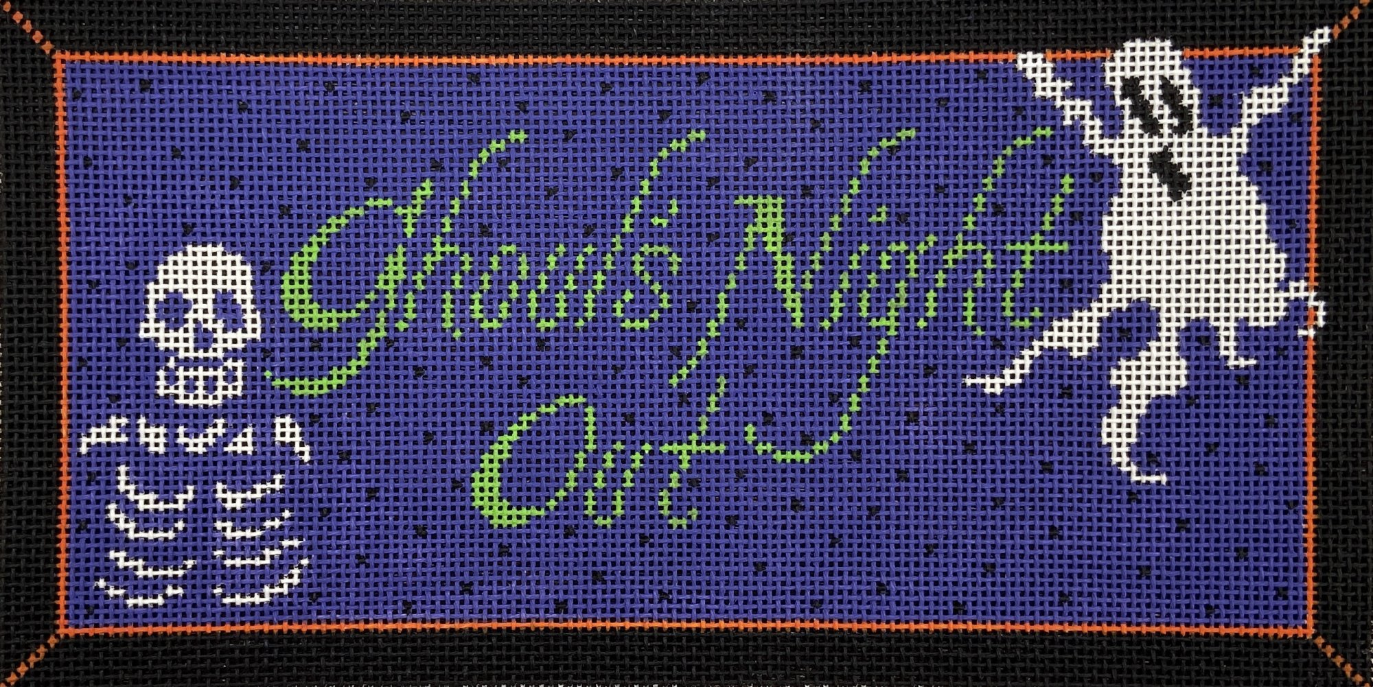 PM8324 Ghoul's Night Out Halloween Sign Patti Mann