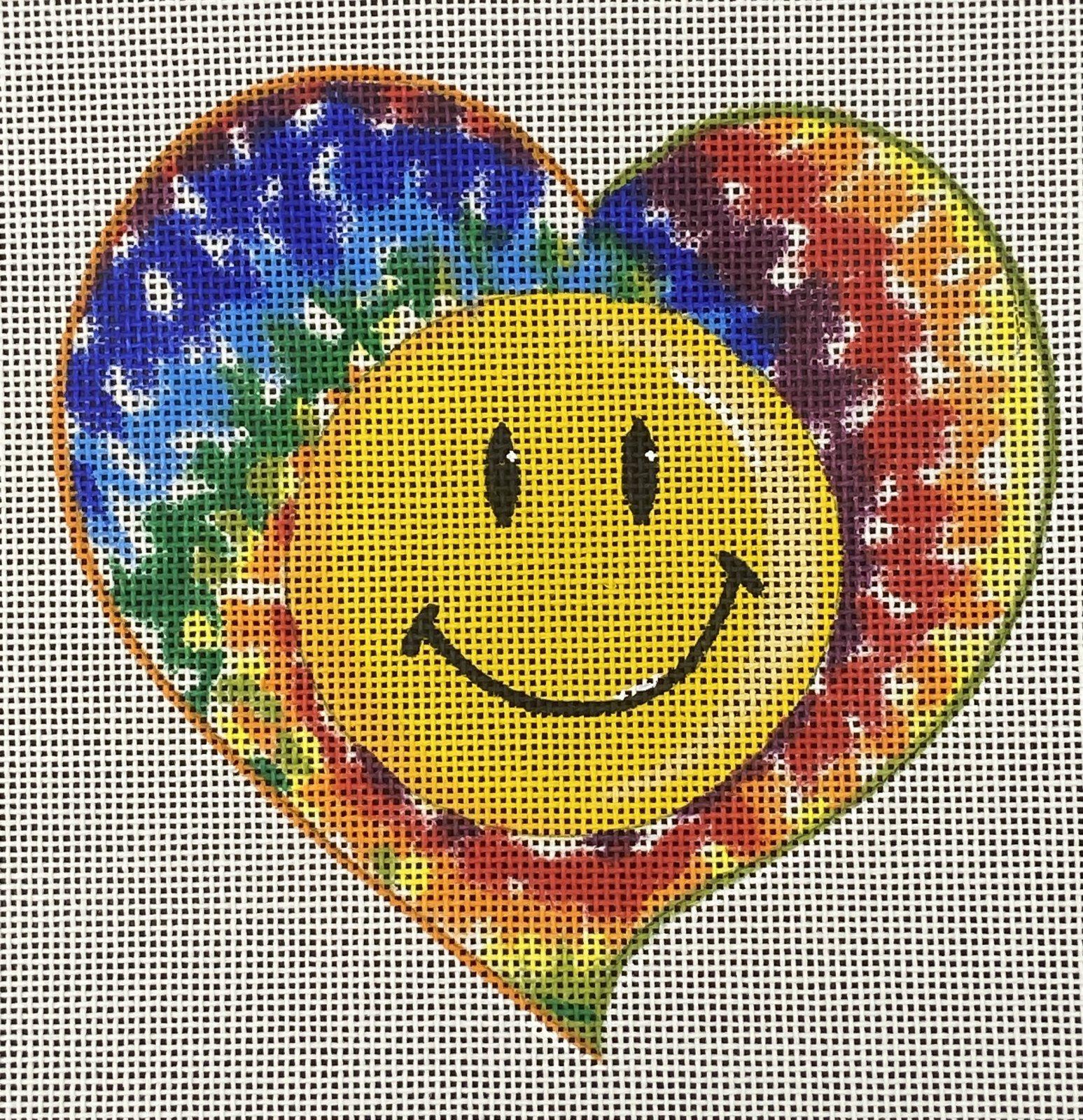 JMKL16965 Smiley Face Pride PLD Designs