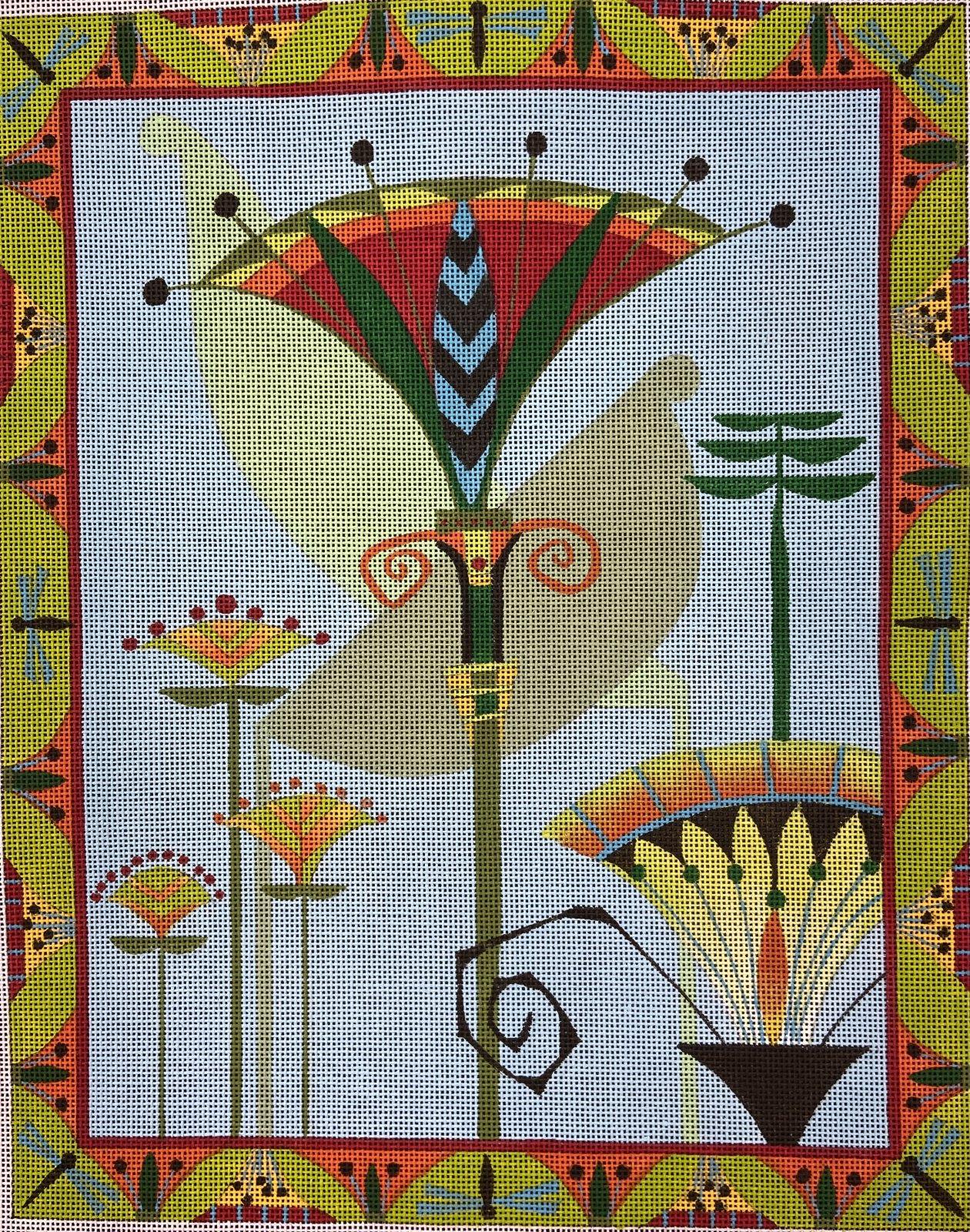 ZE229 Lotus Garden Zecca