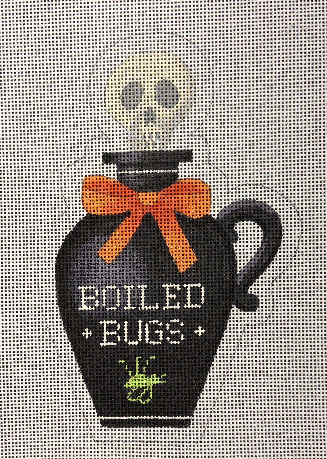 KB322 Boiled Bugs Halloween Jar Stand Up Kirk & Bradley