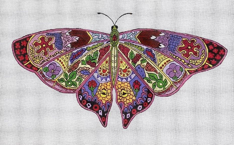 EA32 Butterfly Danji Designs