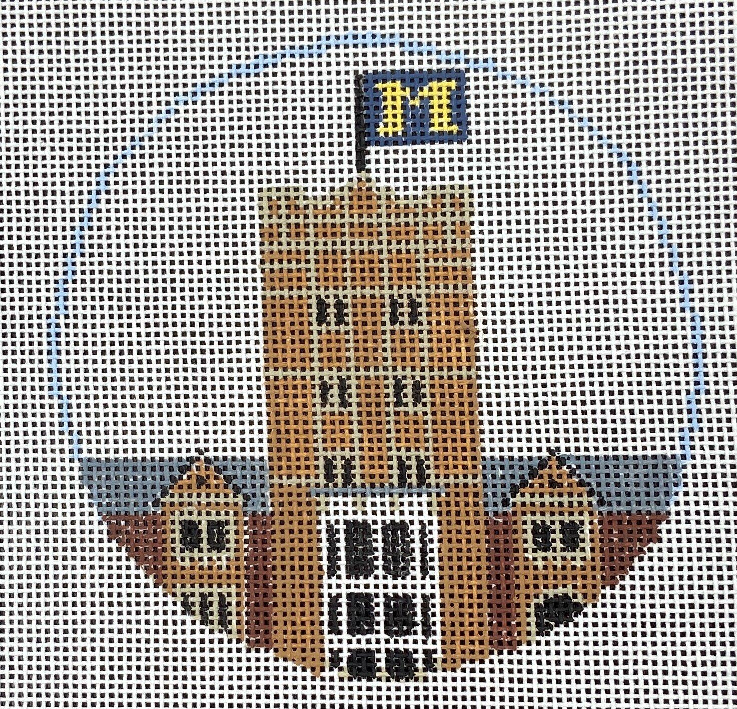 BT287 University of Michigan Union Building Kathy Schenkel