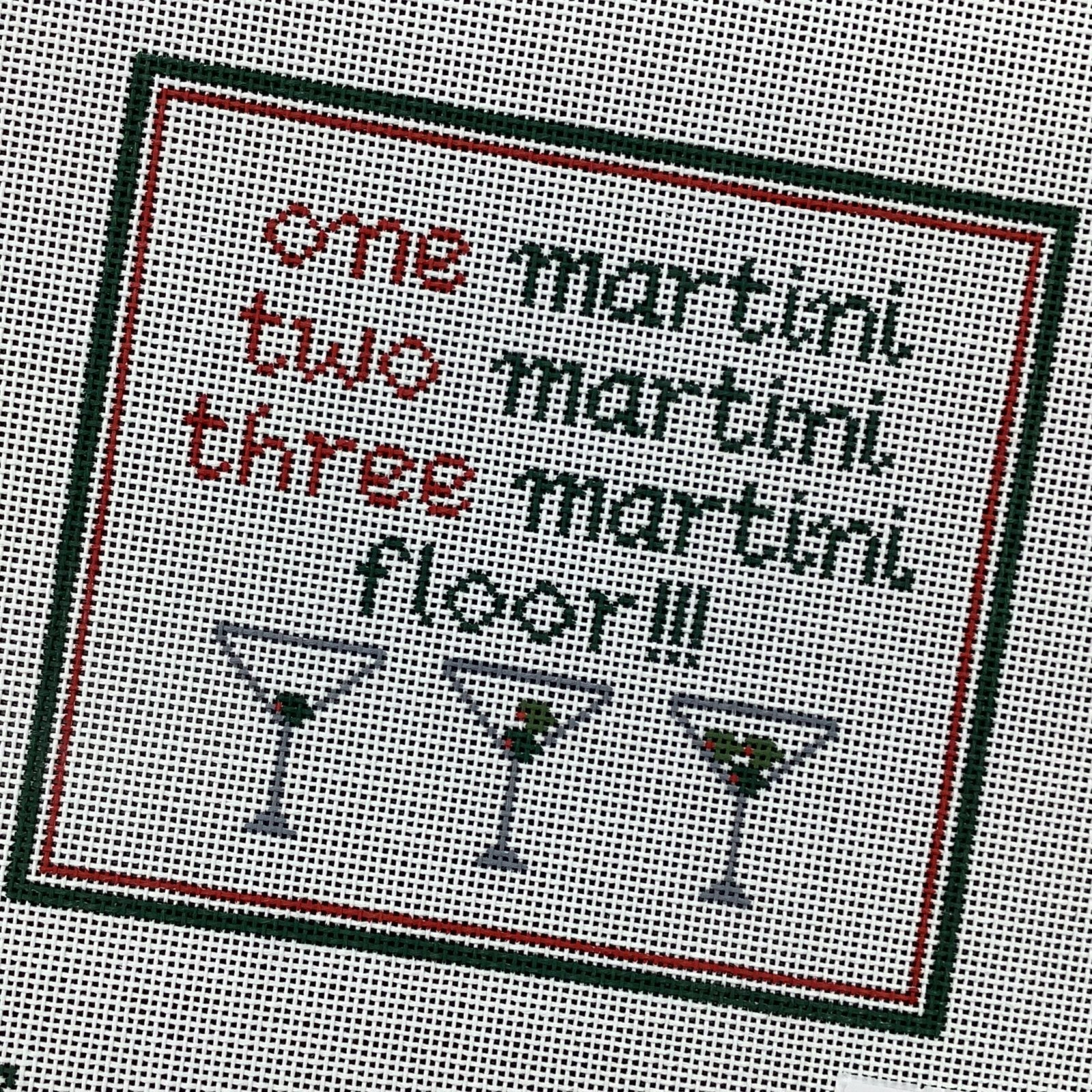 Si2206 One Martini Two Martini Three Martini Floor