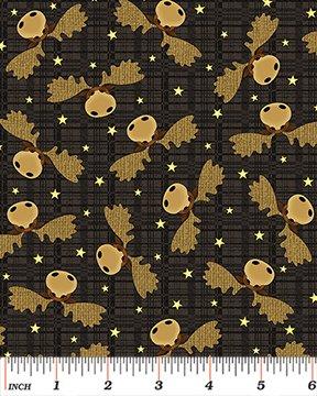 04301-12 - Moose on the Loose by Cheryl Haynes for Benartex