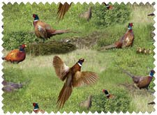 292-Green - Birds of Flight by Elizabeth Studios