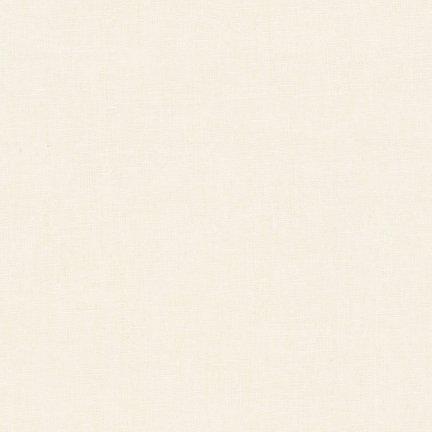 E014-1181-Ivory - Essex Linen by Robert Kaufman