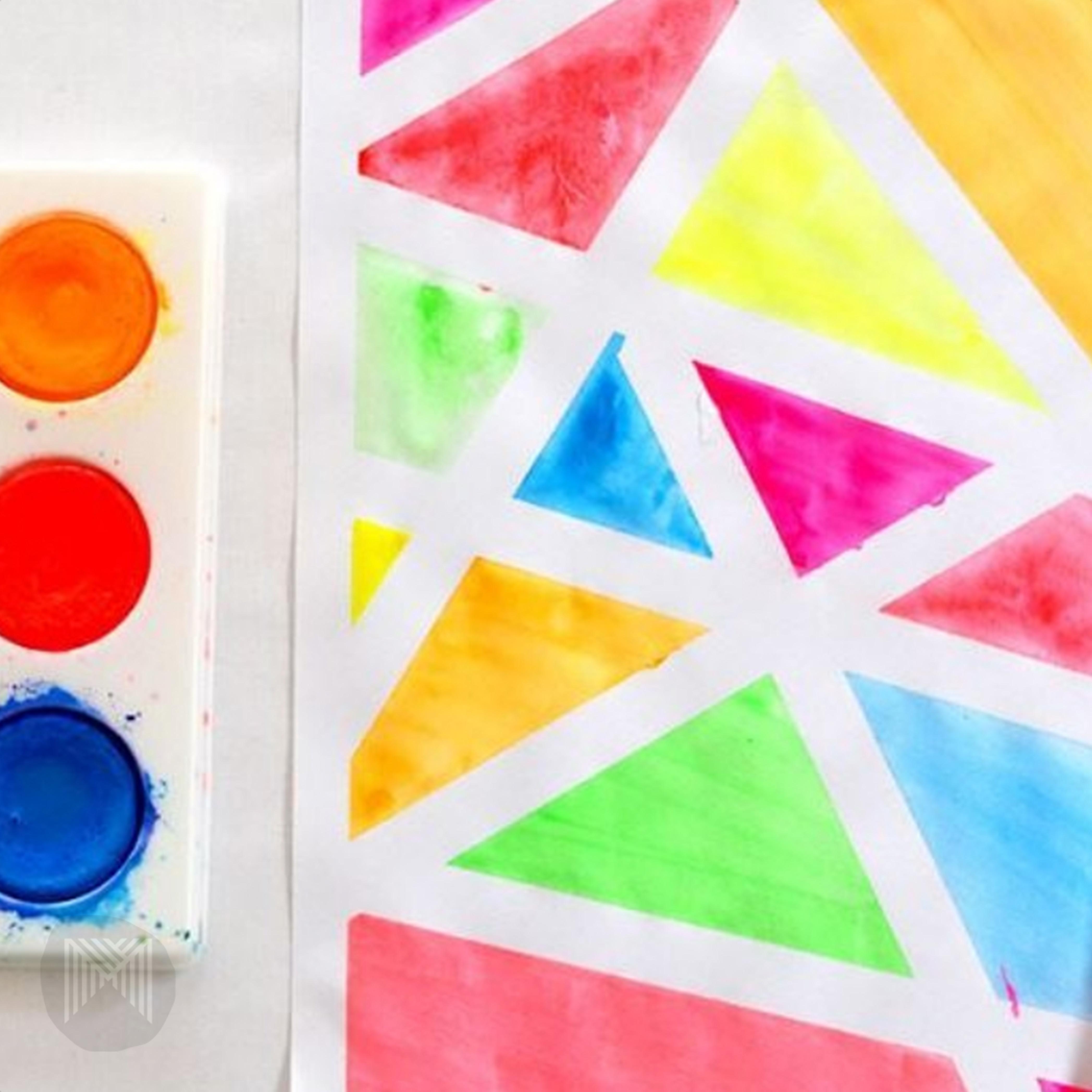 Large Paint Discs!
