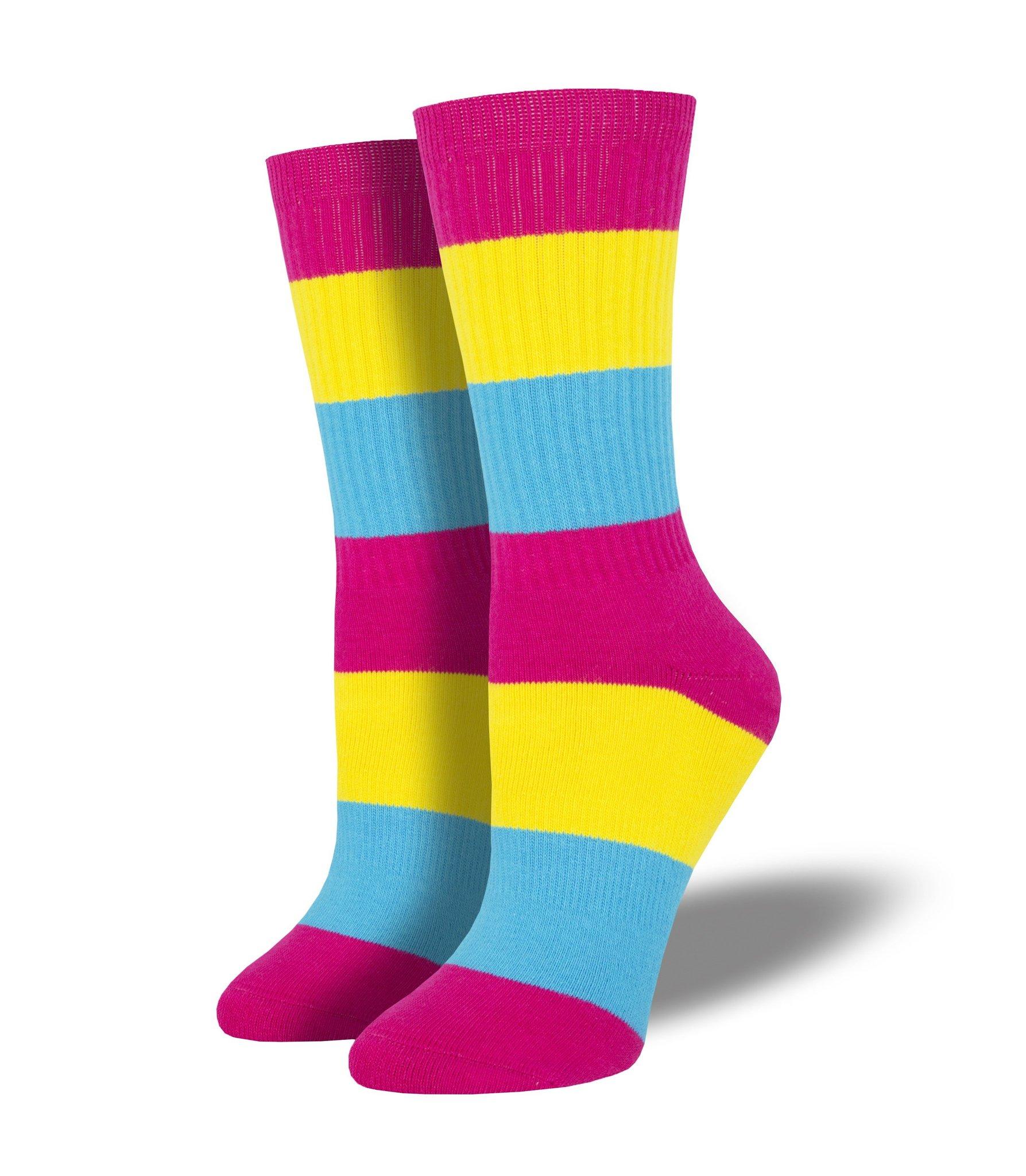 Pan Pride Socks