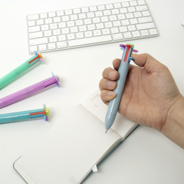 Rainbow Flower Pen