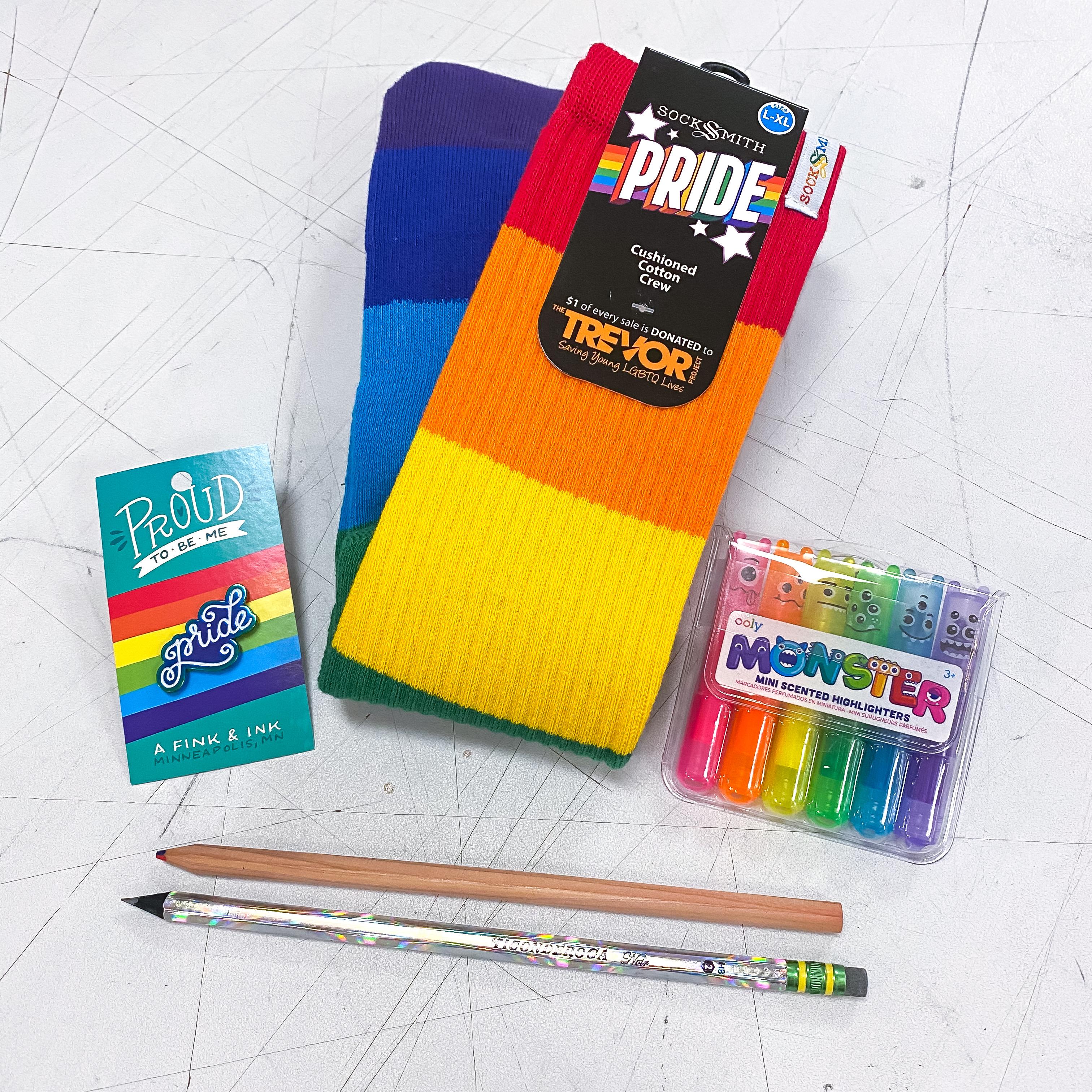Rainbow Pride Kit!