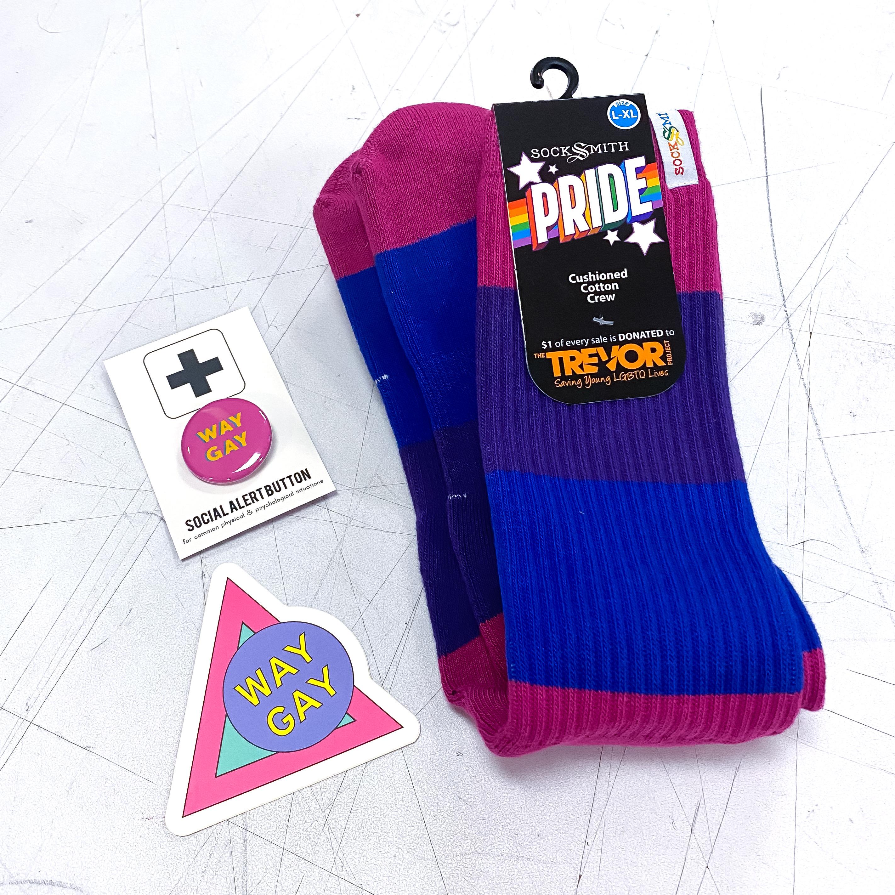 Way Gay Bi Pride Kit!