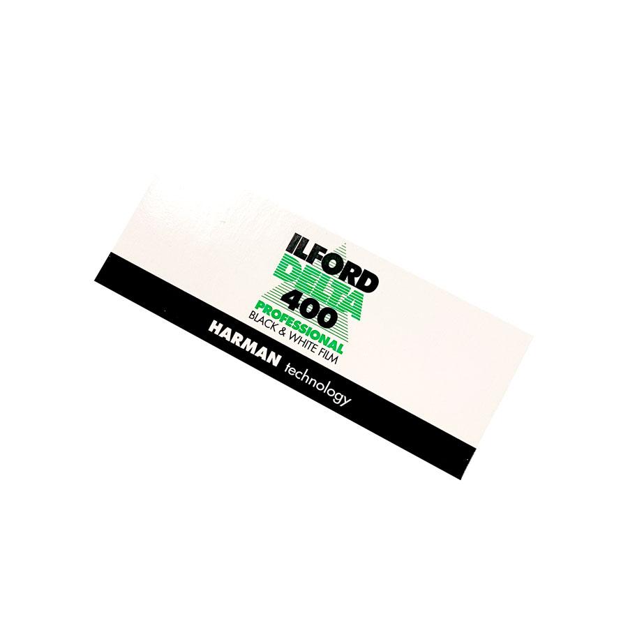 Ilford Delta 400 (120 MM)