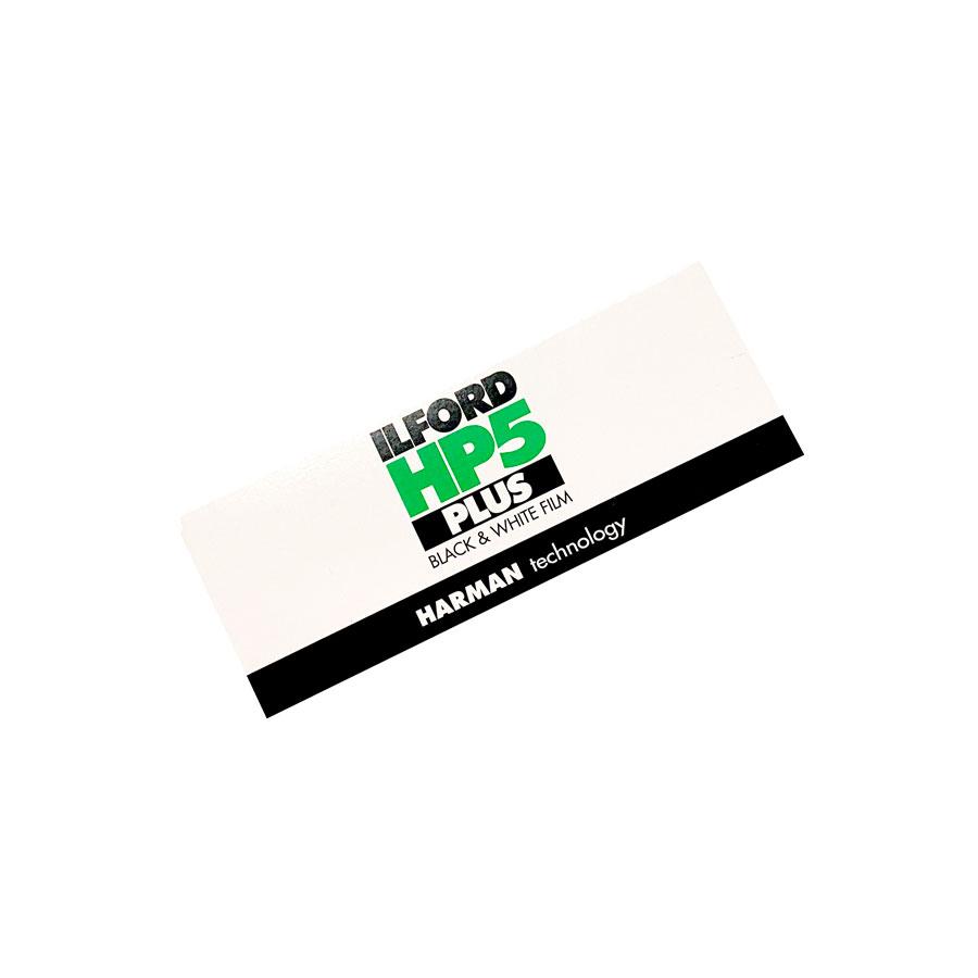 Ilford HP5 400 (120 MM)