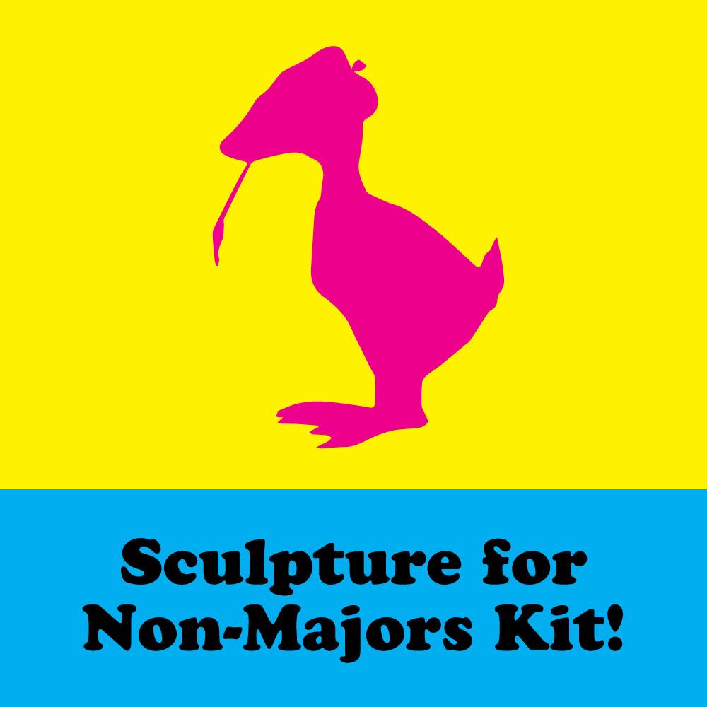 ART104, Sculpture for non-majors