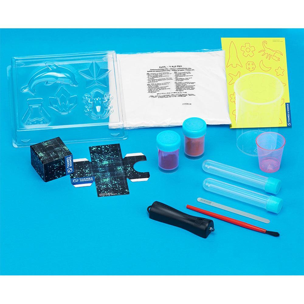 Glow-in-the-Dark Science Lab Kit