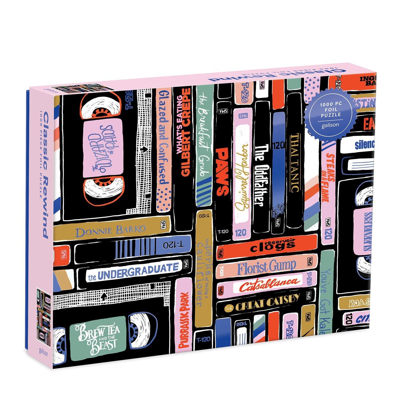 Classic Rewind Foil Puzzle