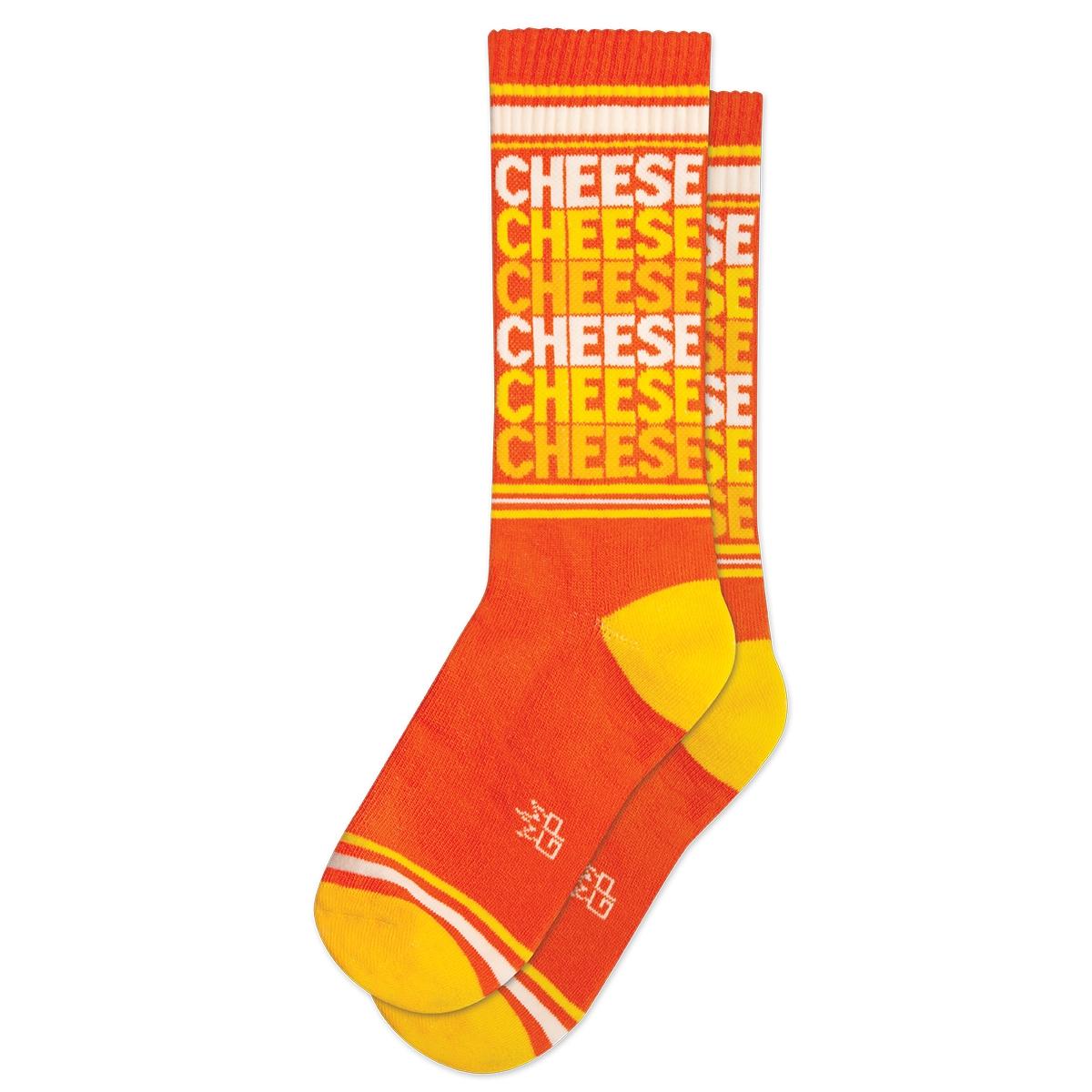 Cheese Socks