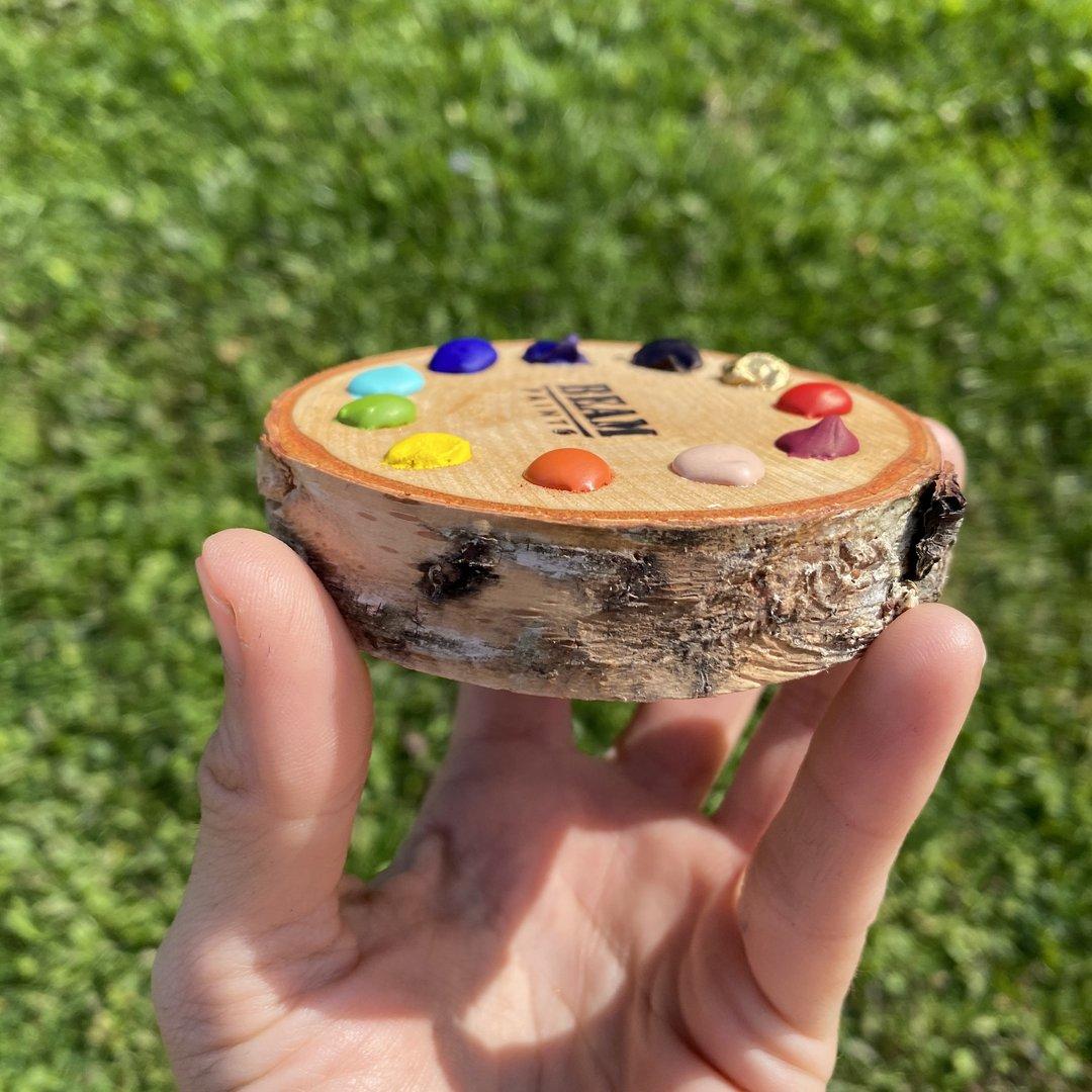 Birch Mini ?Cookie? Palette - Spectrum 11