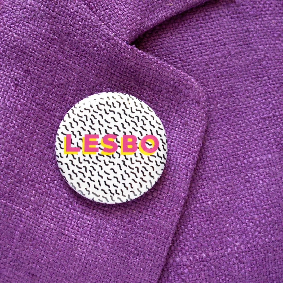 Lesbo Pin