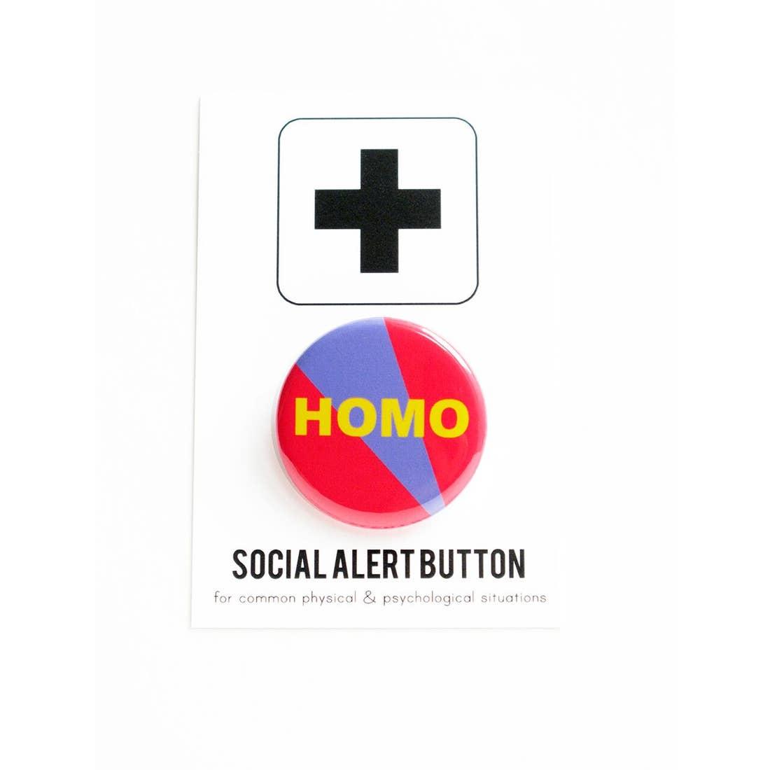 Homo Pin