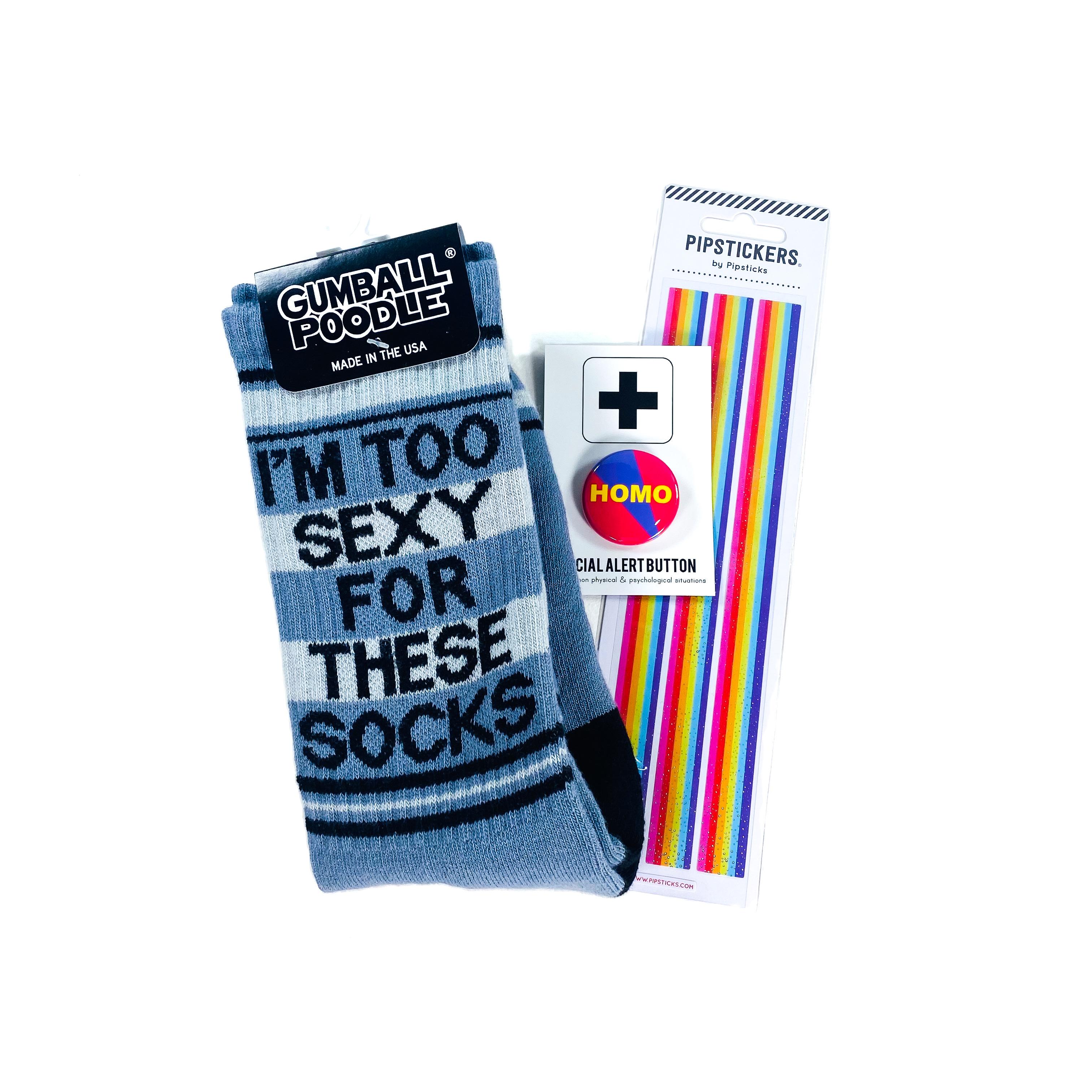 Sexy Homo Kit