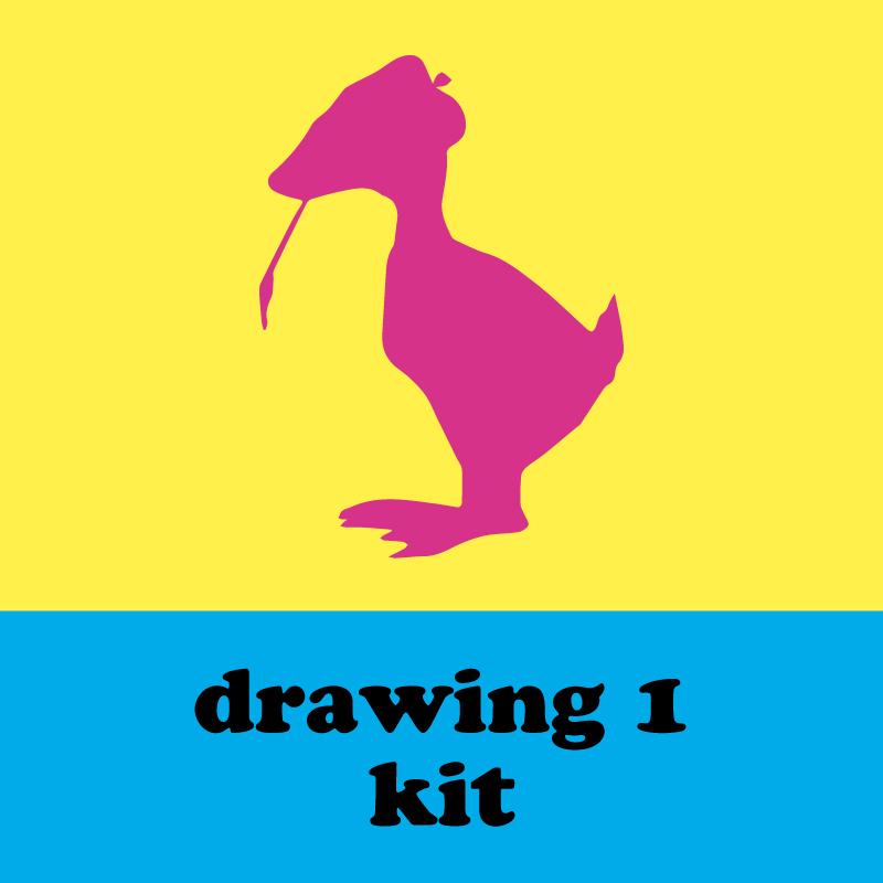 ART122 - Drawing I: Stolz