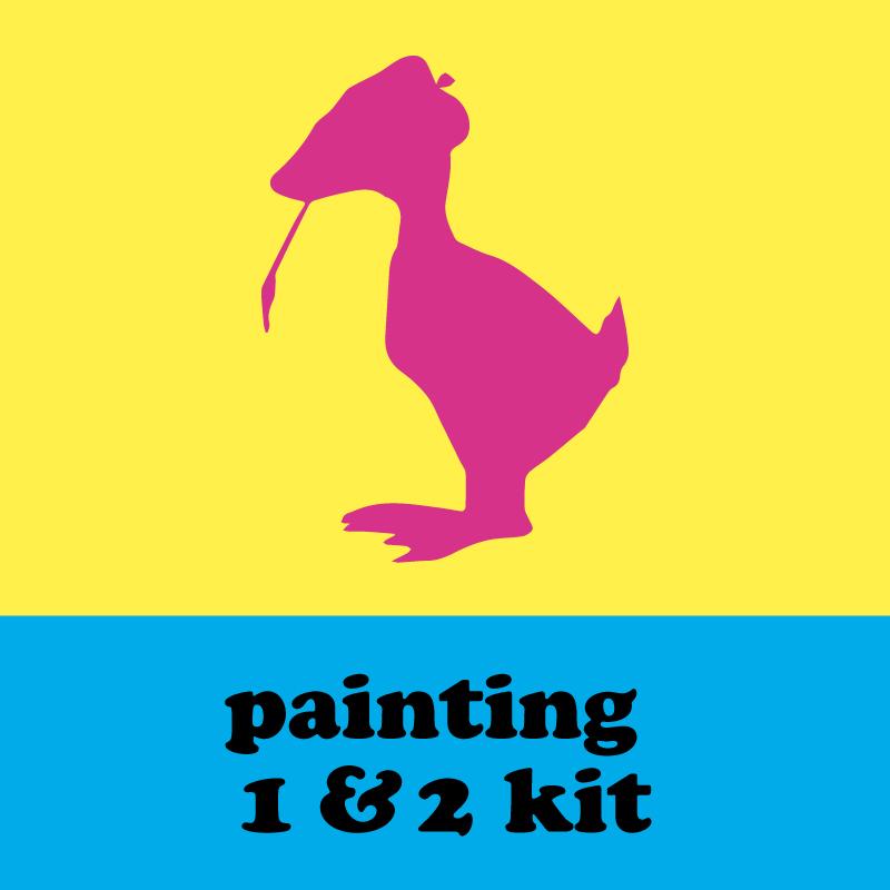ART201 - Painting I & II