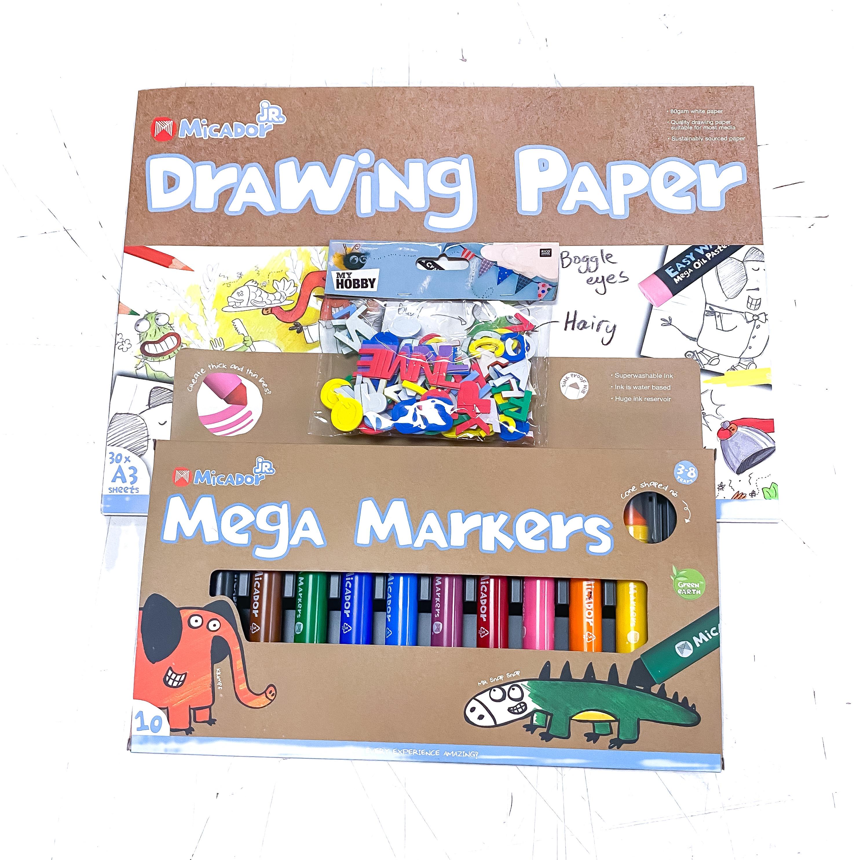 Mega Sketch Kit!