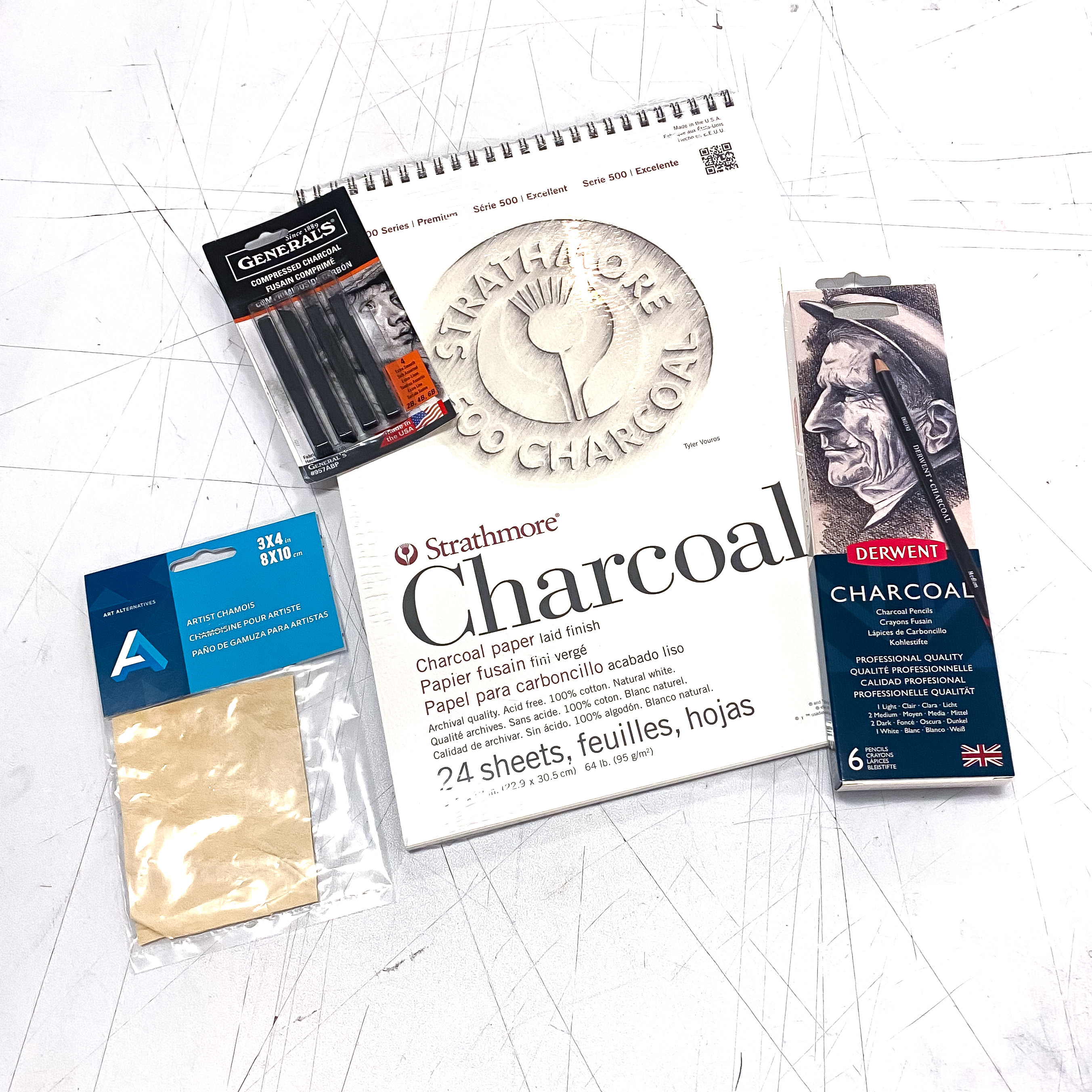 Charcoal Kit!