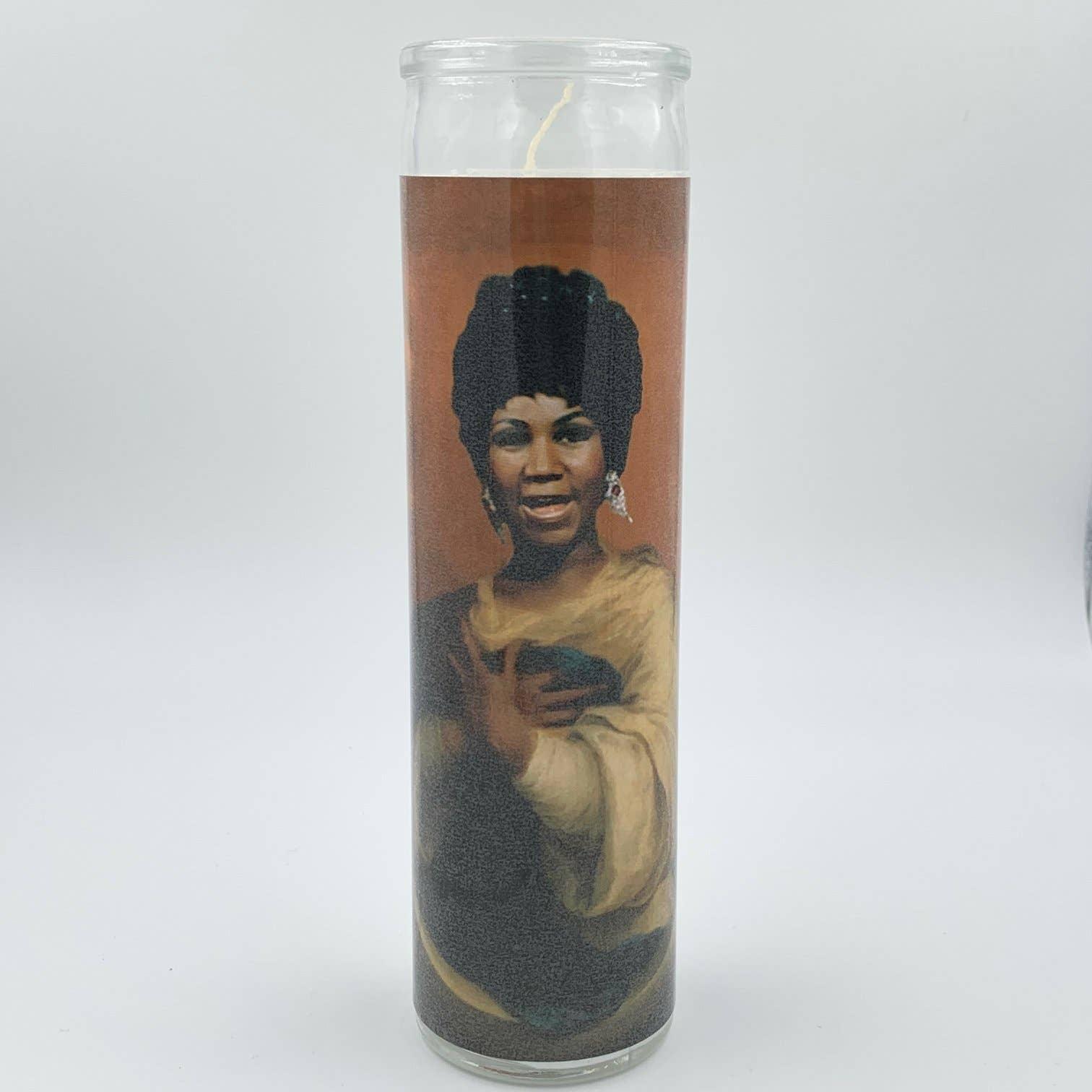 Aretha Candle