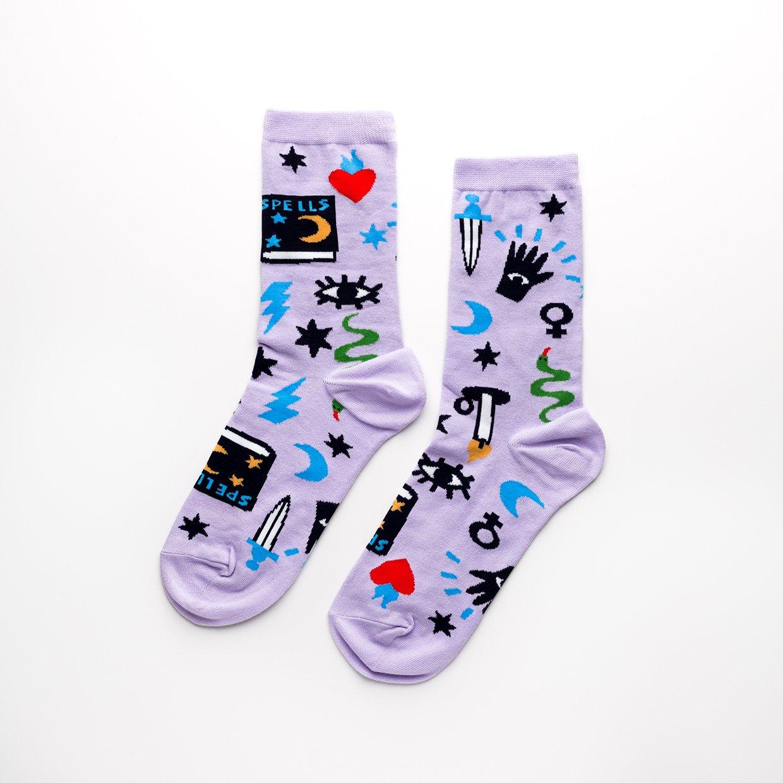 Spells Socks