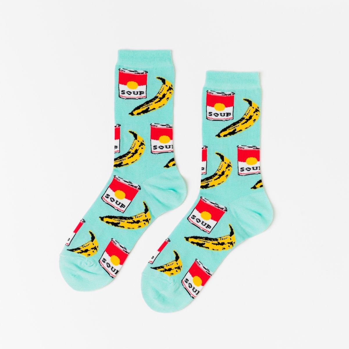 Pop Art Socks