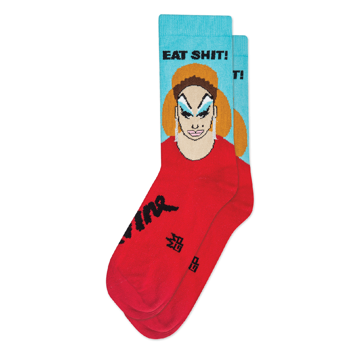 Eat Shit! Divine Socks