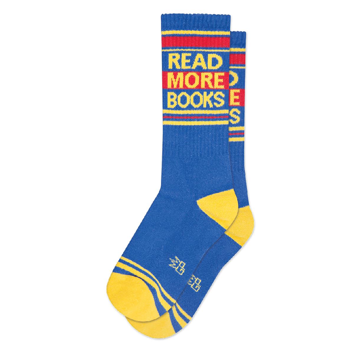 Read More Books Socks