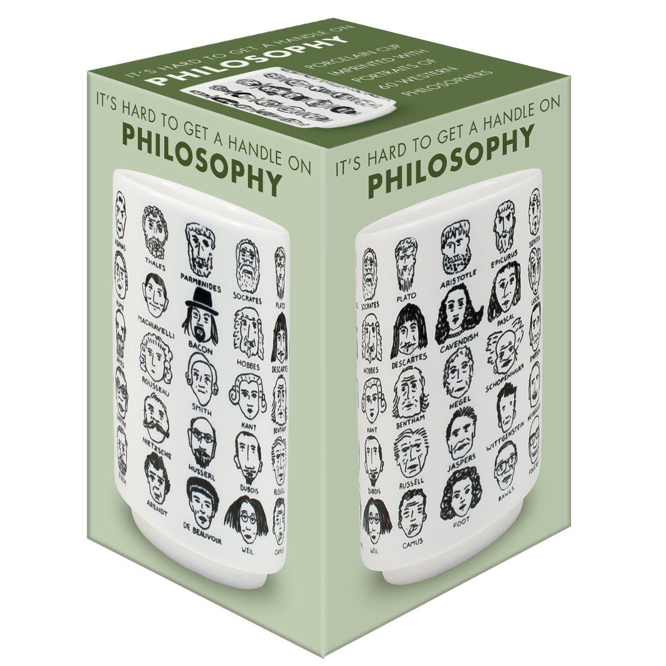 It's Hard to Get a Handle on Philosophy Mug