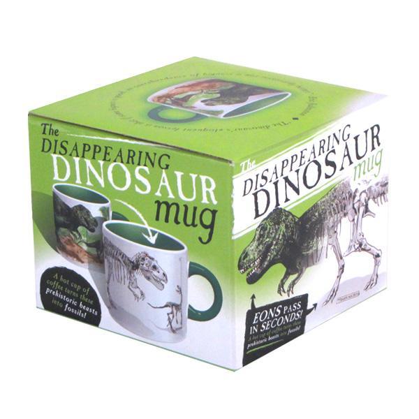 The Disappearing Dinosaur Mug