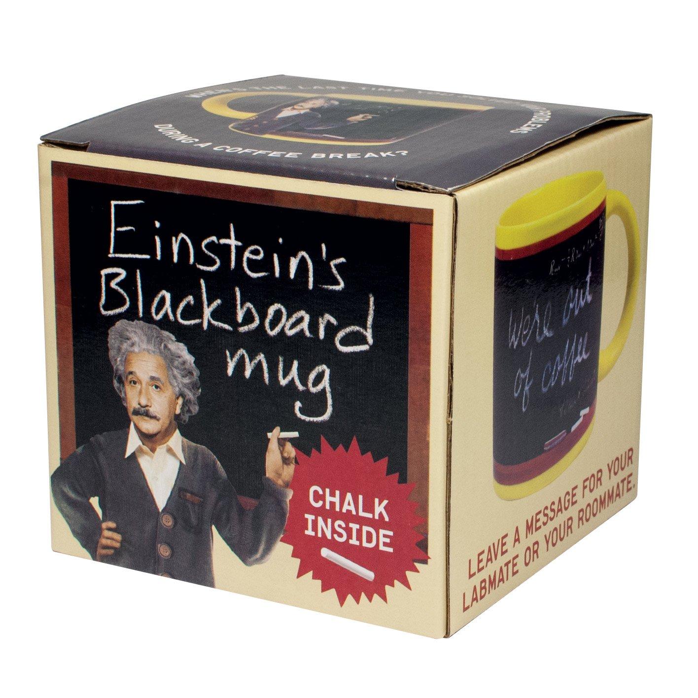 Einstein's Blackboard Mug