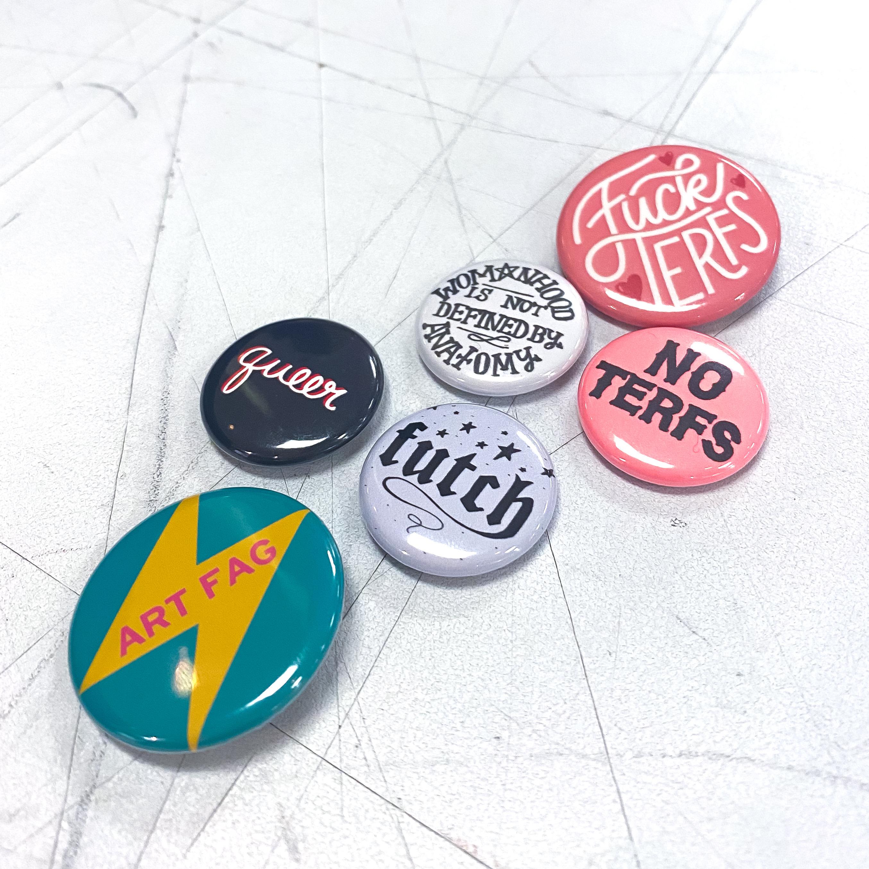 Amazing Pins Kit!